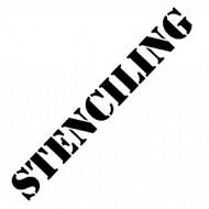 Stenciling ideas {DIY}