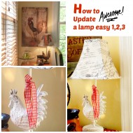 How to update a lamp