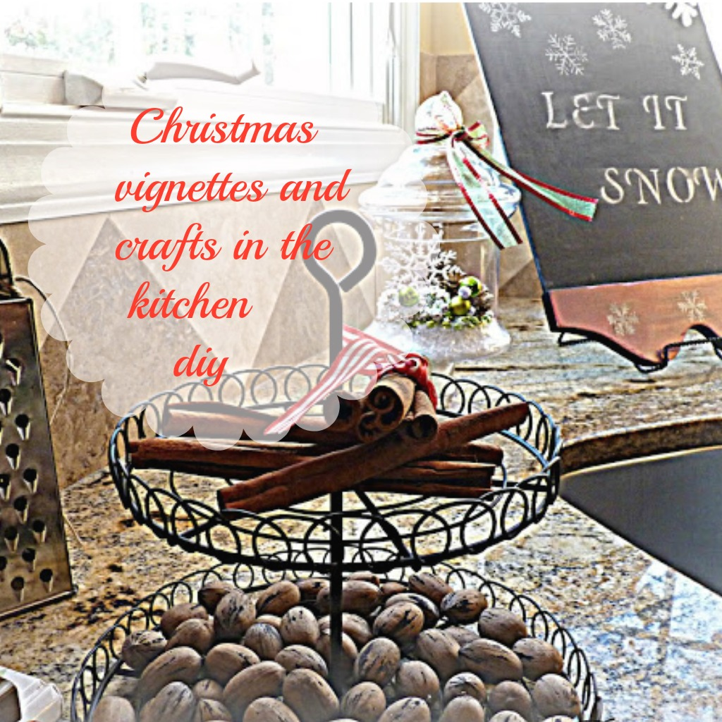 Christmas In The Kitchen: Christmas In The Kitchen {Holiday Vignettes}