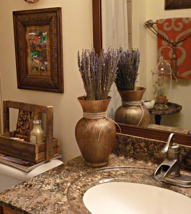 What Kind Of Paint Do I Use In A Bathroom: Diy Painted Countertops Using Giani Granite Paint Kit