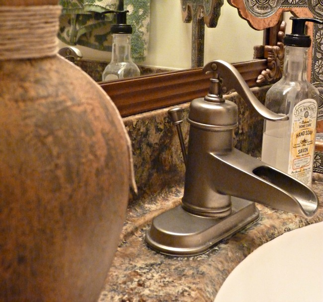 Diy painted countertops using giani granite paint kit for Paint for glass surfaces