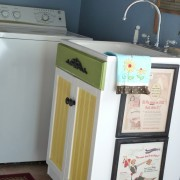Laundry room makeover reveal…finally