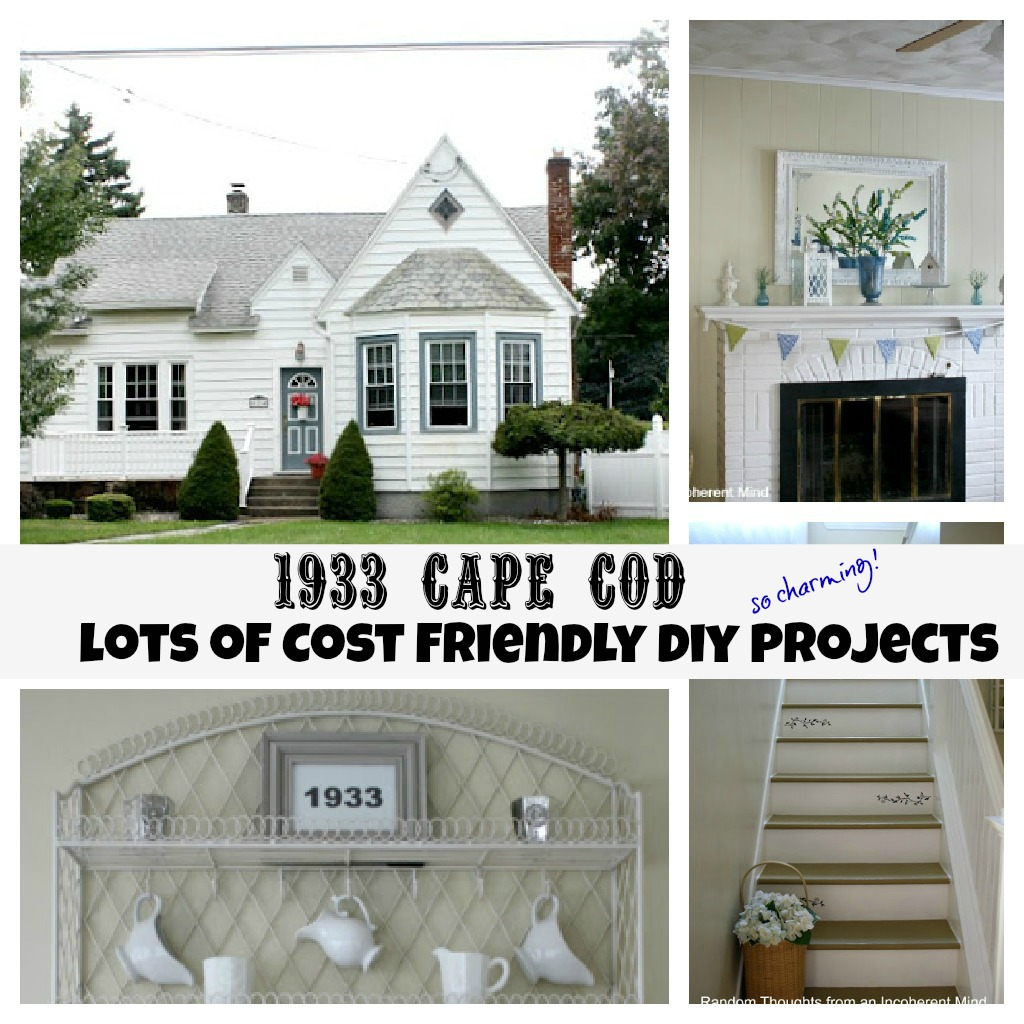 Cape Cod House Style Decorating