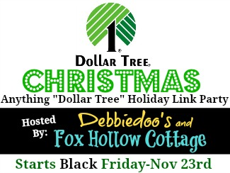 Dollar-Tree-XMAS-link-party Holiday Magazine copy cat announcement and some other good things cookin!~