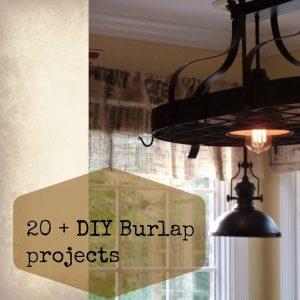 diy-300x300 20+ Diy burlap projects