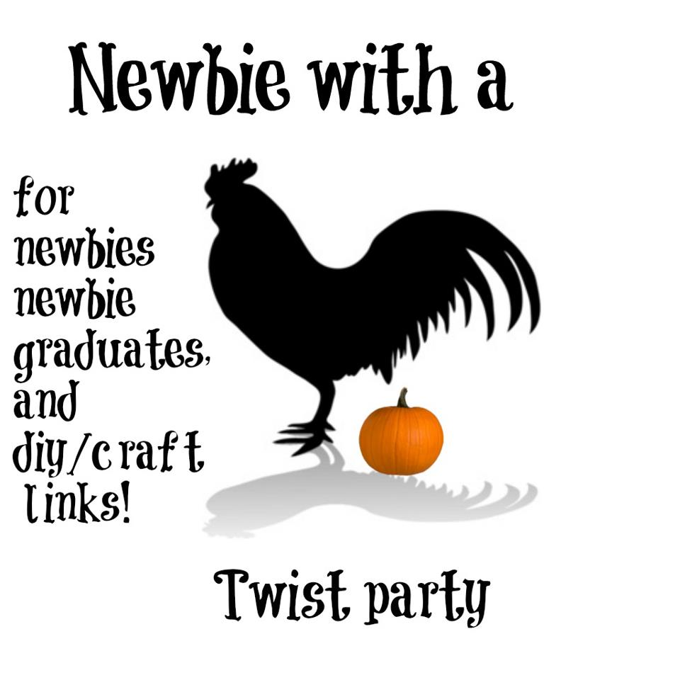 a-twist Upcycled, Repurposed home decor ideas {Newbie with a twist party started}