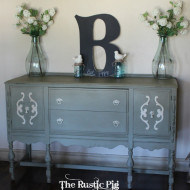 Painting furniture makeovers