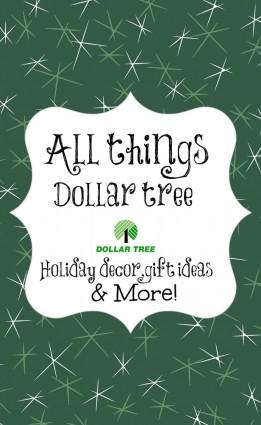 dollar tree christmas decor and craft ideas