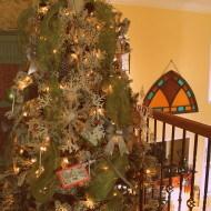 O Christmas tree, O Christmas tree…..