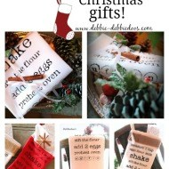 The gift that keeps on giving! {diy holiday gift ideas}