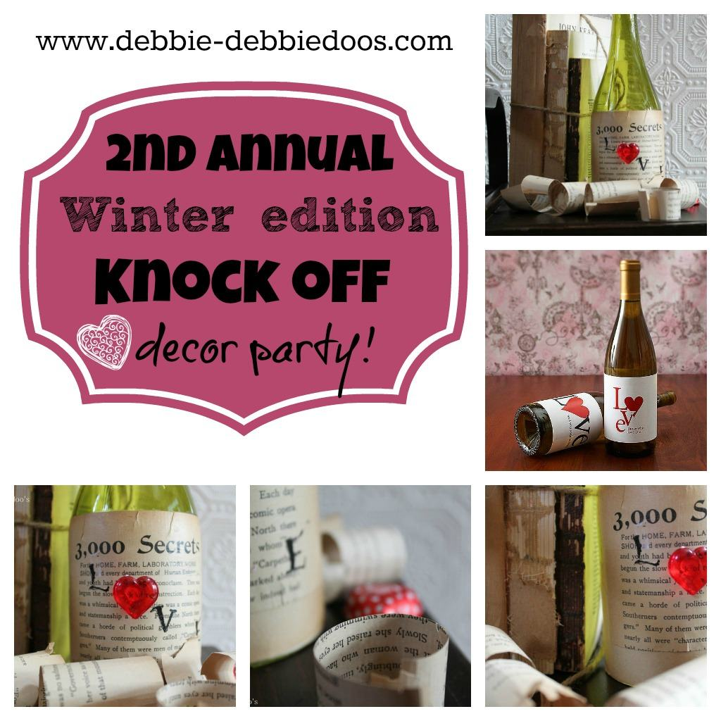 2nd-annual-knock-off-decor-winter-edition Winter knock off decor and more!
