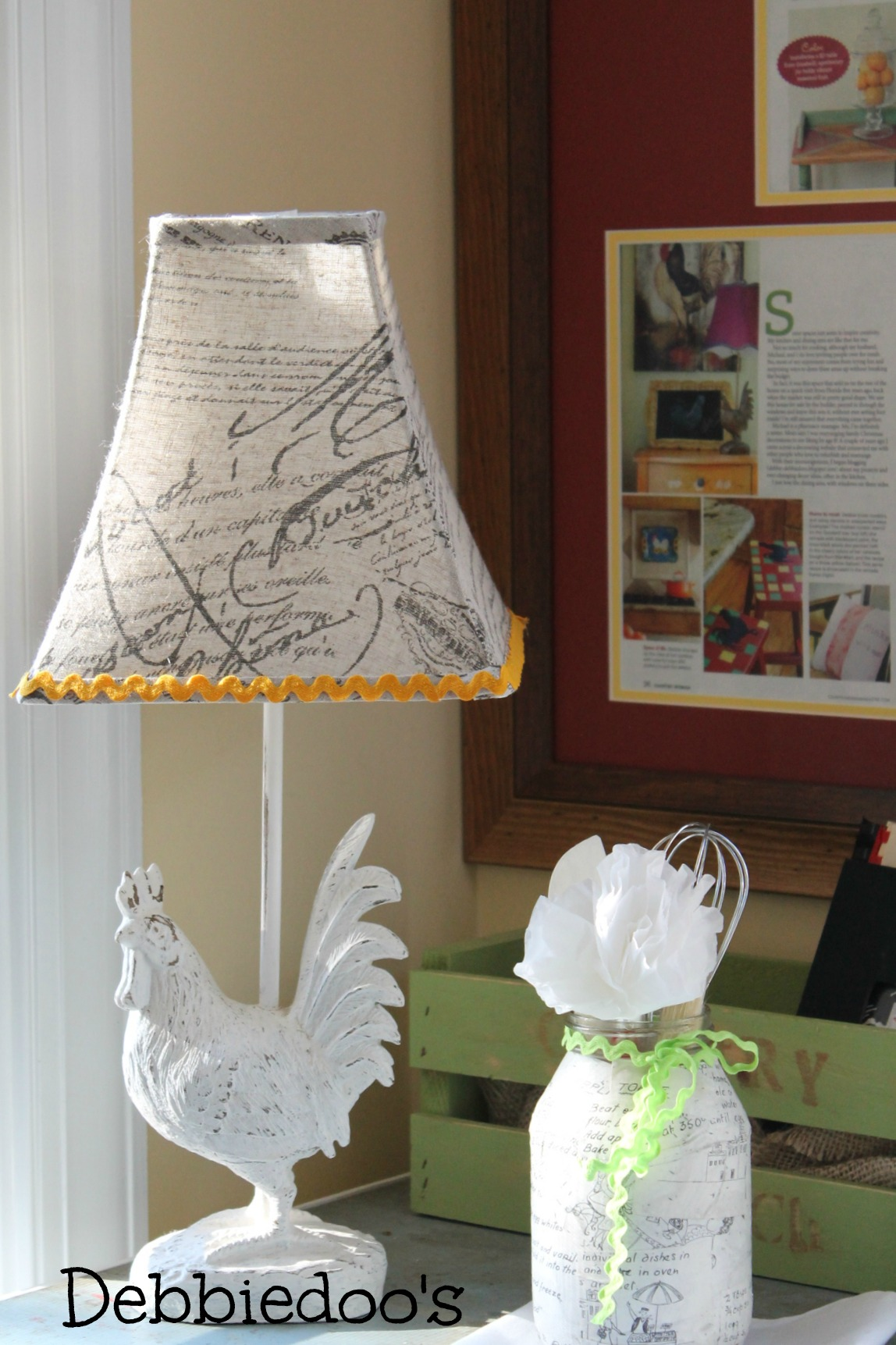 Lamp embellishments