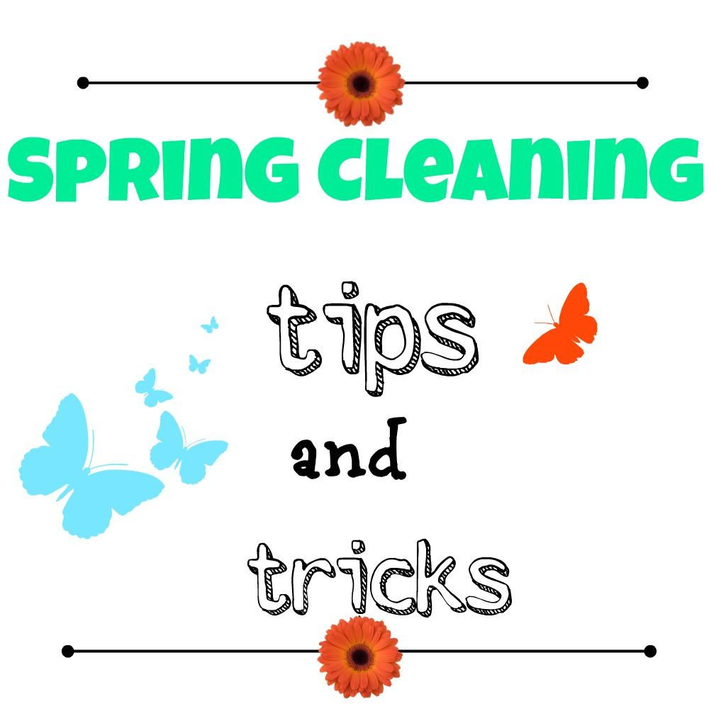 Spring cleaning tips and tricks debbiedoo 39 s What is spring cleaning