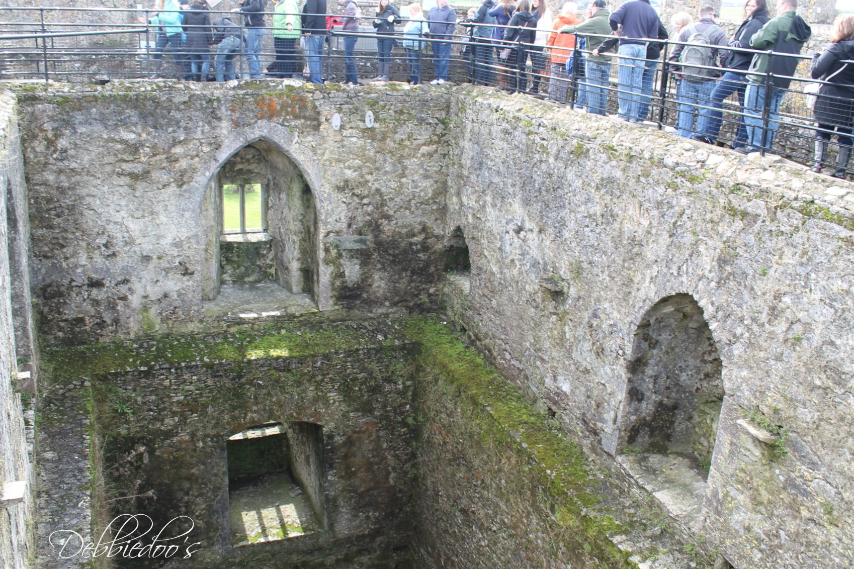To kiss or not to kiss the blarney stone debbiedoos for The blarney