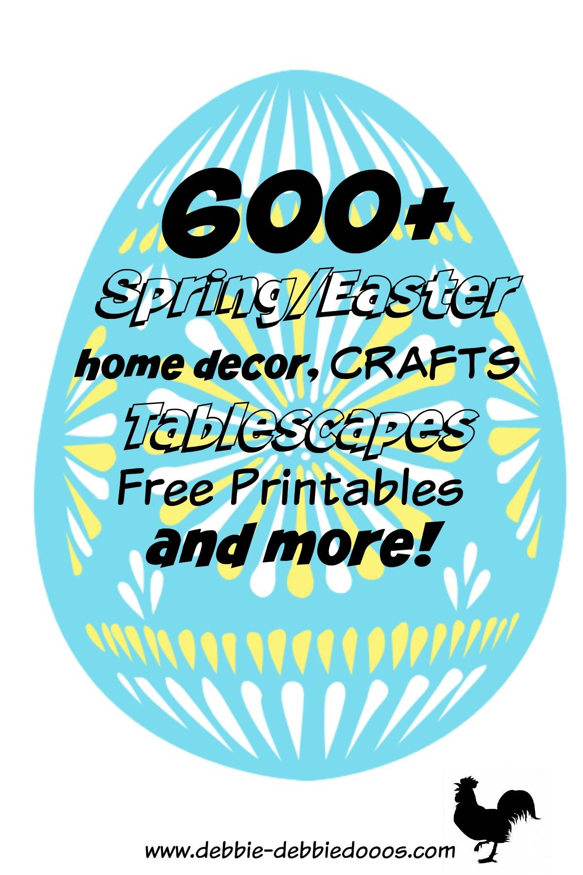 All Things Spring Over 600 Inspired Ideas Right Here