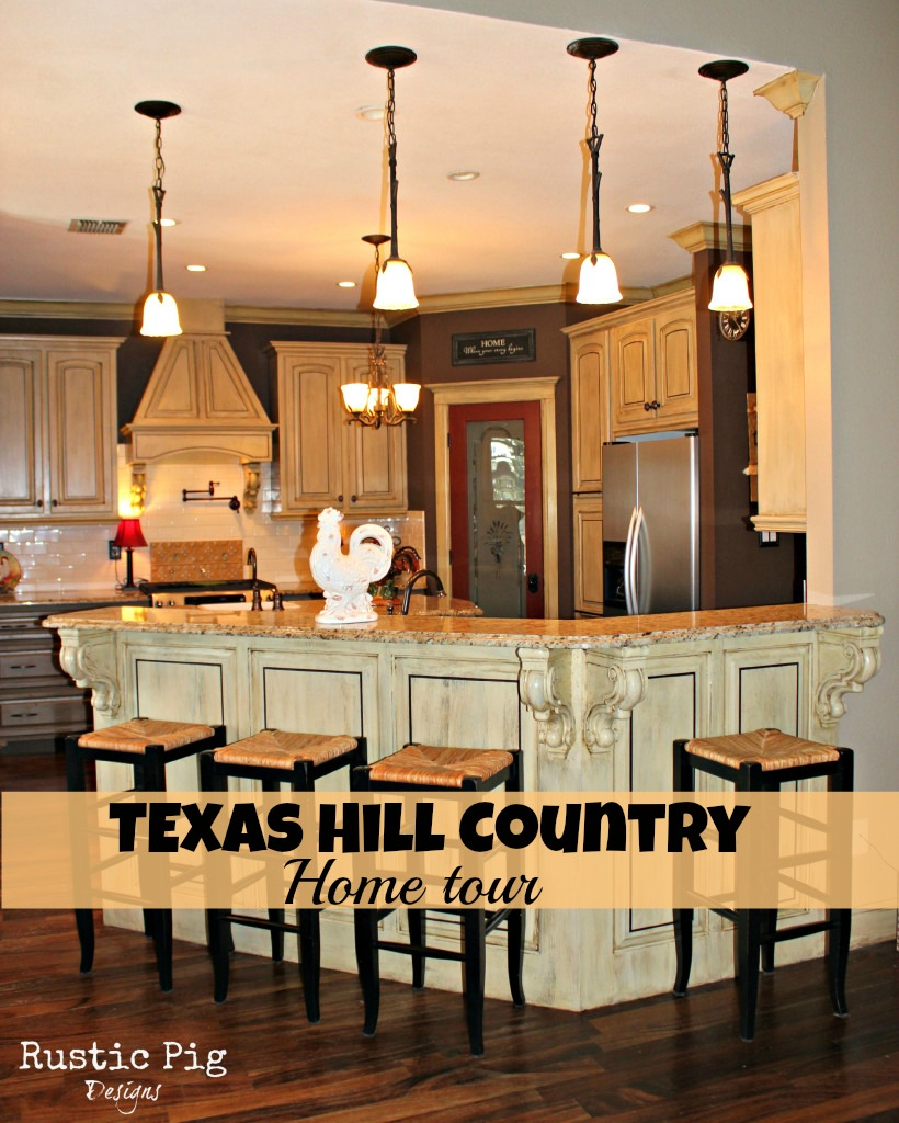 Texas Hill Country Home tour