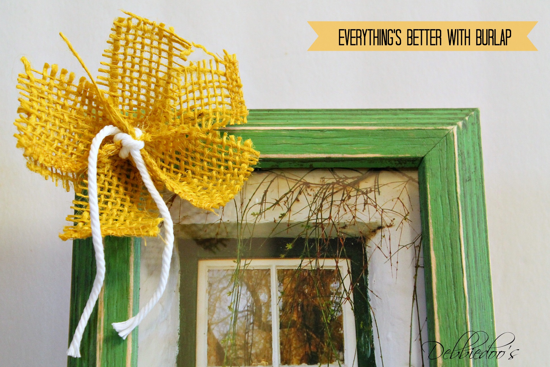 A Diy Picture Frame Makeover And A Thoughtful Gift Idea