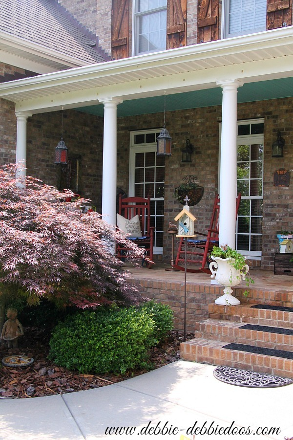 front porch in the south