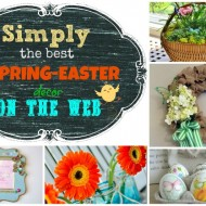 simply the best Easter-Spring decor