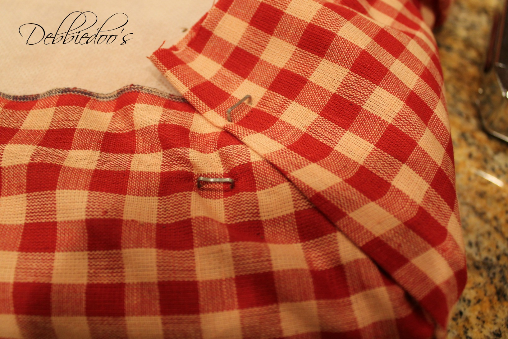 Gingham chairs 005