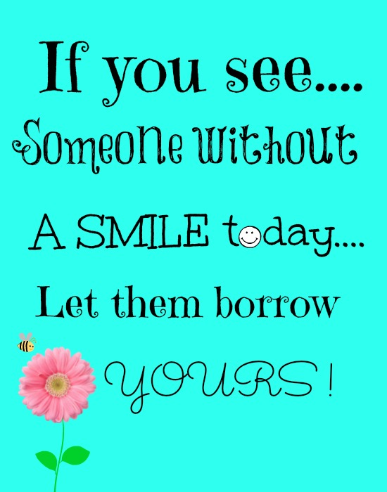 quotations on smile and happiness - photo #13