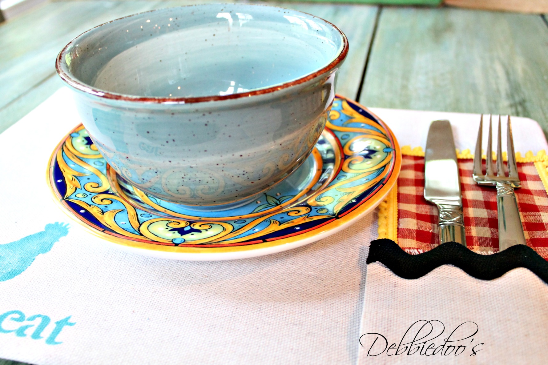 diy placemat and placeset holder 022