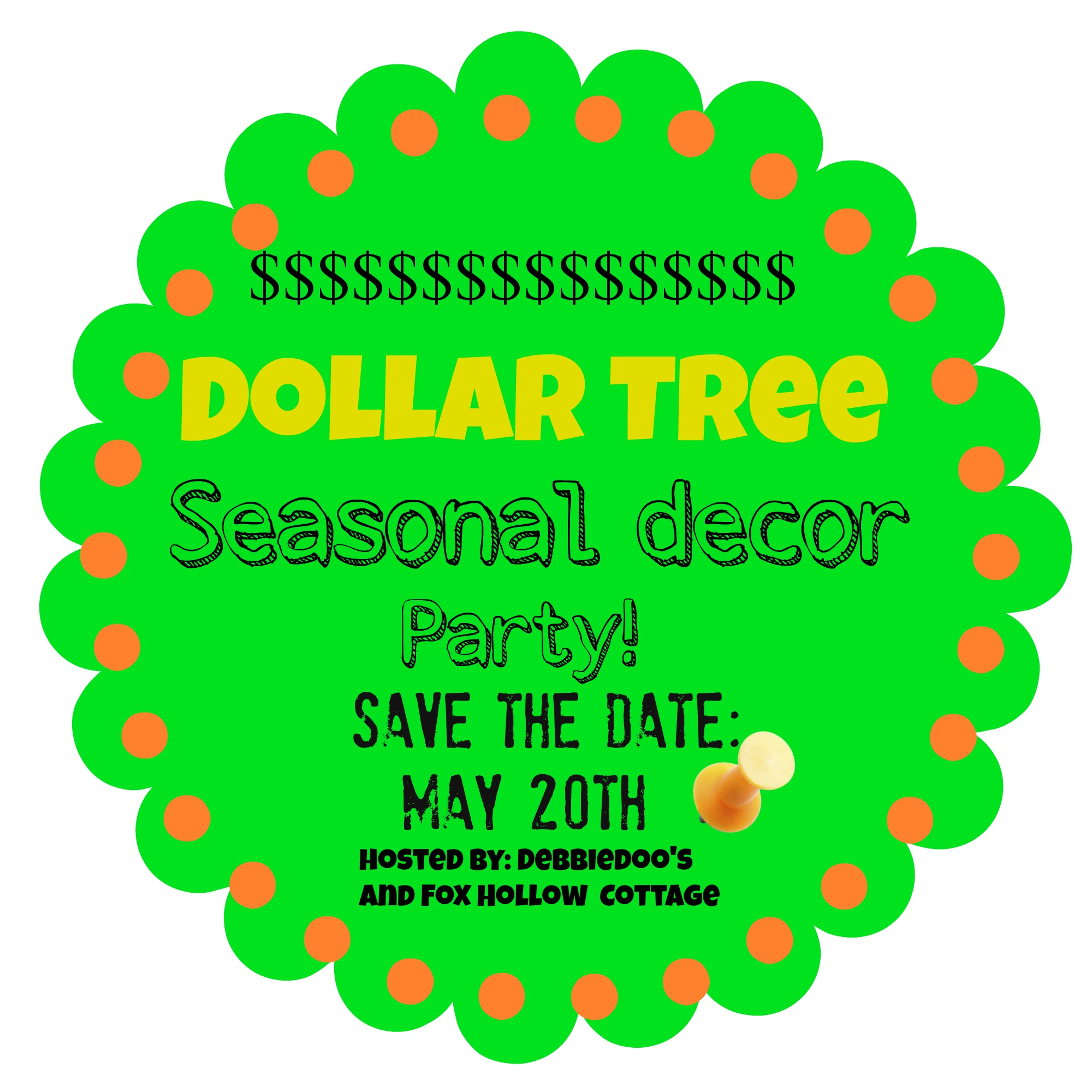 dollar tree seasonal decor decorating ideas