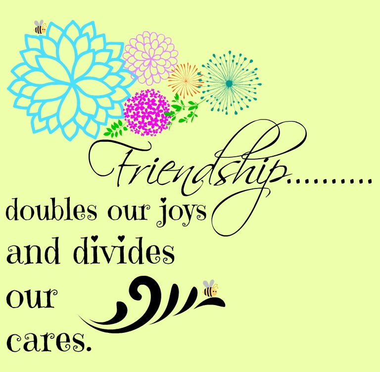 friendship printable