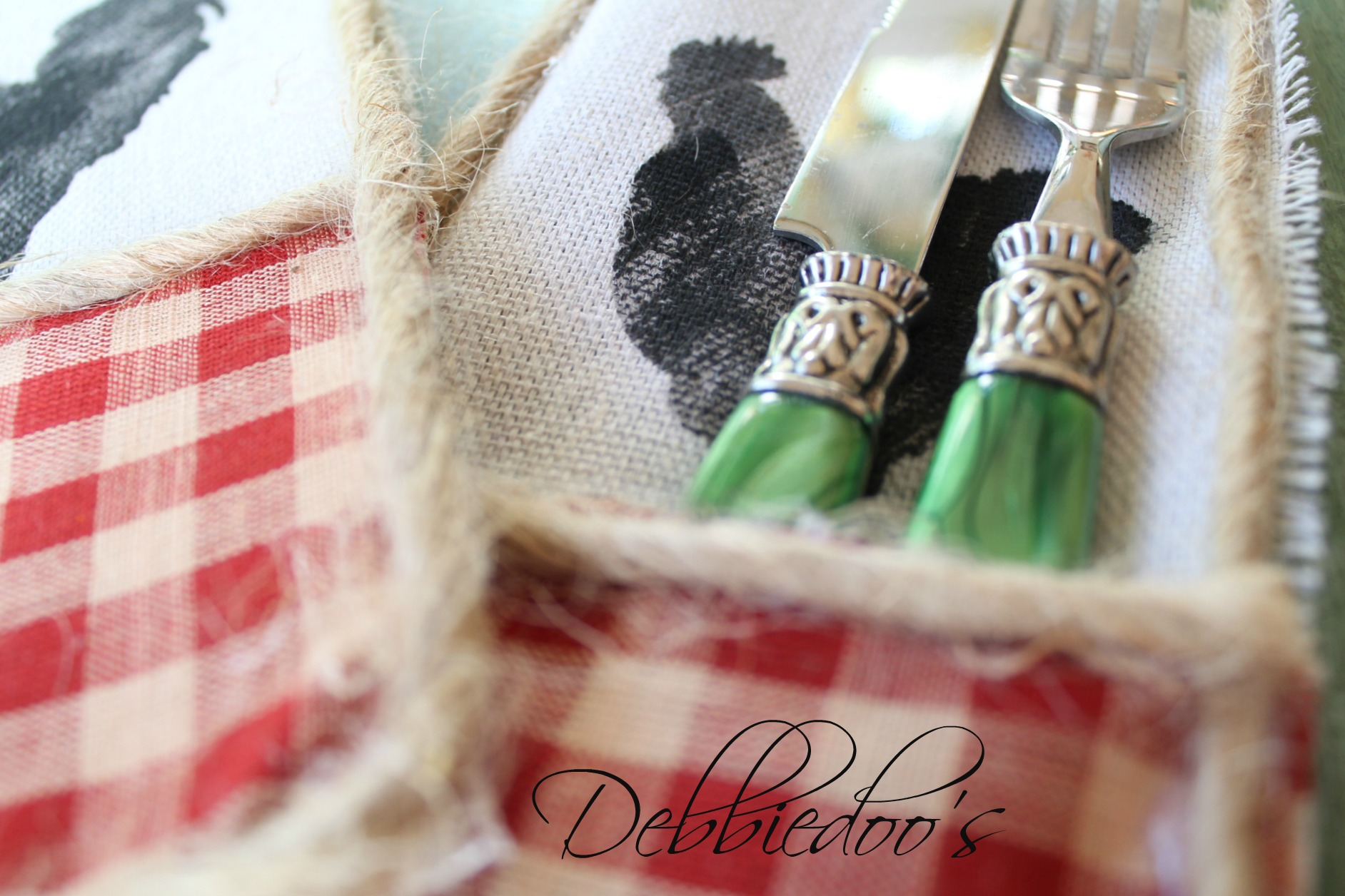 How to make utensil holders