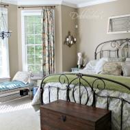 Master bedroom refreshed