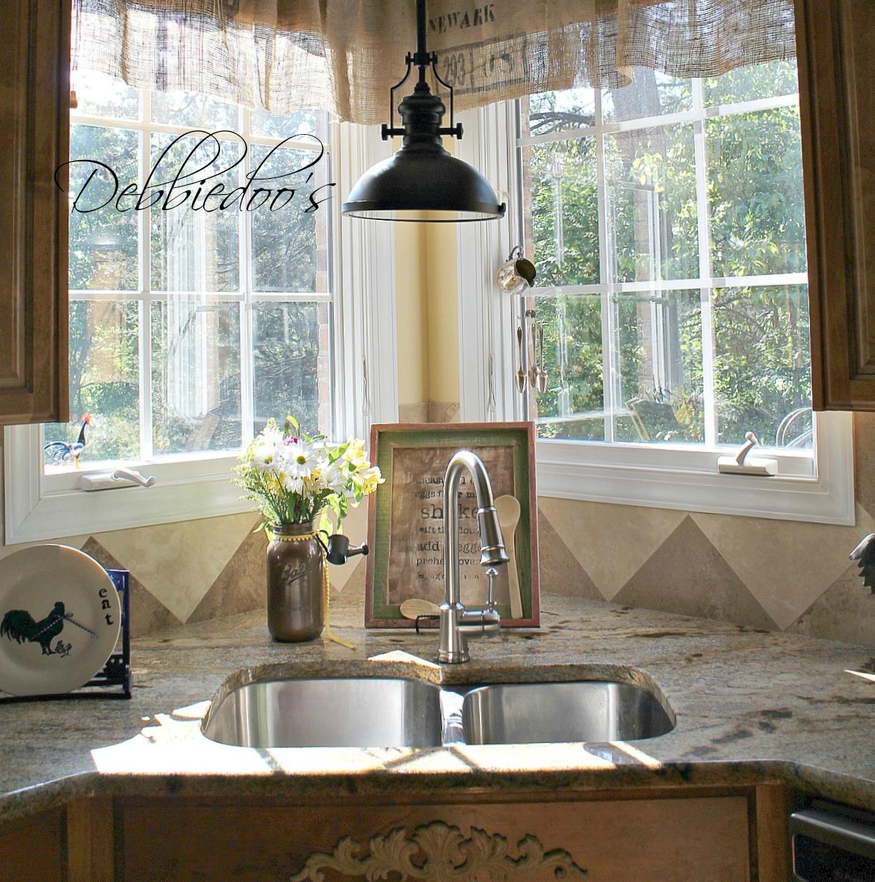 sunny mason jar in window 001