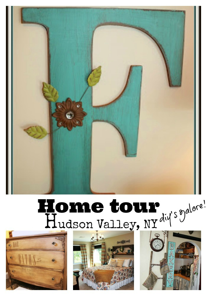 Home tour in Hudson Valley NY
