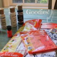 Mod podge Melts and diy art work