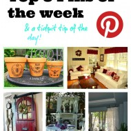 the top 5 pins of the week