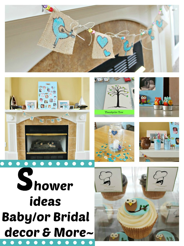 Baby Shower Food Ideas May 2015