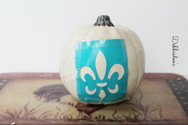 Pumpkins for Michaels challenge 040
