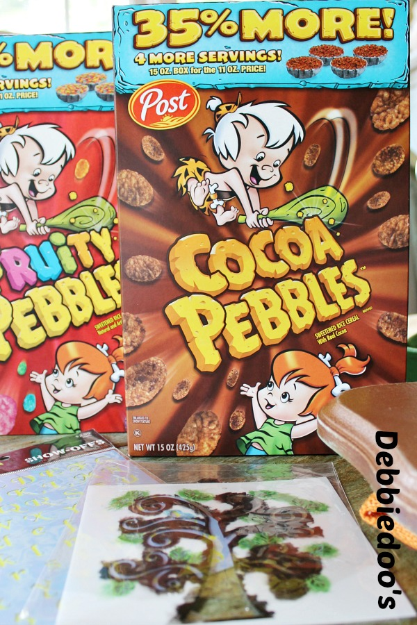pollinate pebbles campaign cereal