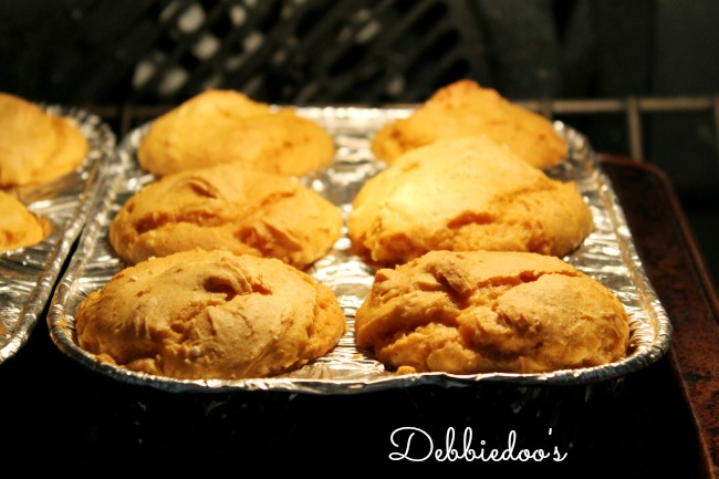 pumpkin weight watchers muffins 006