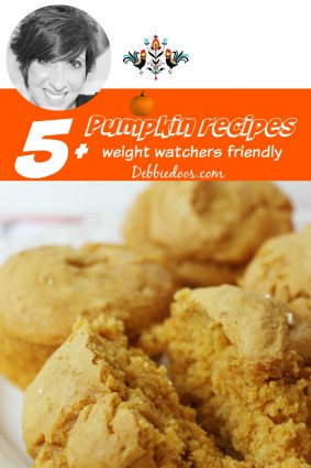 weight watcher friendly pumpkin recipe ideas