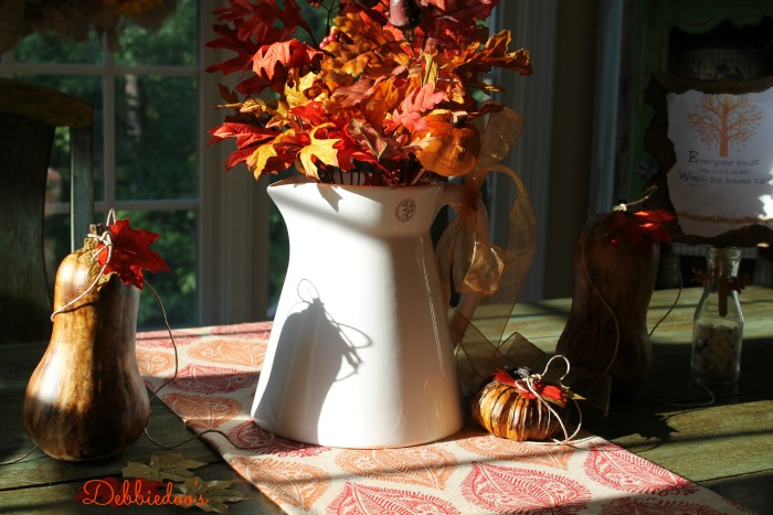 Fall kitchen decor 028