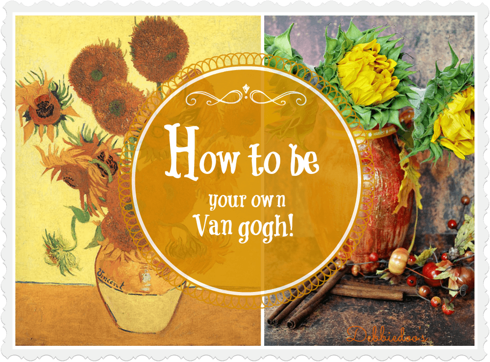 How to be your own Van gogh