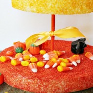 candy corn tier sunshine orange