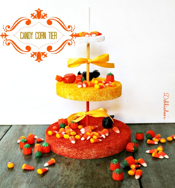 candy corn tier