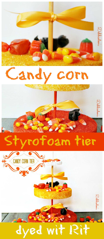 candy corn tier