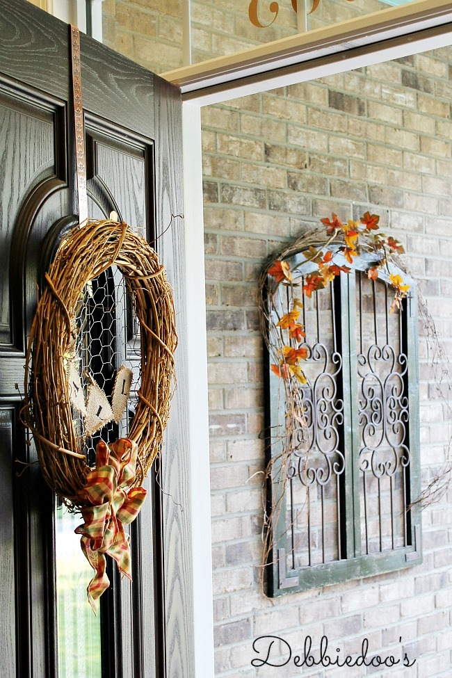 Fall porch 2013