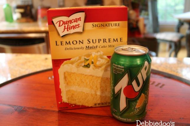 lemon cupcakes 001