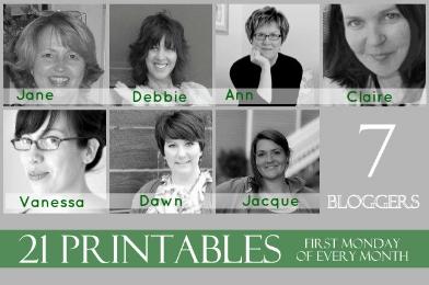 printable girls