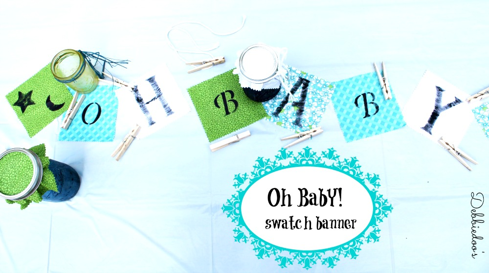 hosting a virtual baby shower debbiedoos