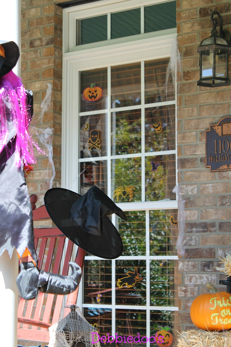 Spooky Halloween porch decorating ideas