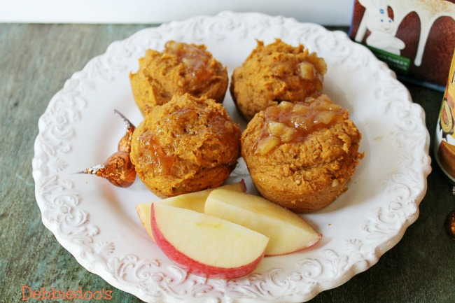 apple spice muffins with pumpkin 010